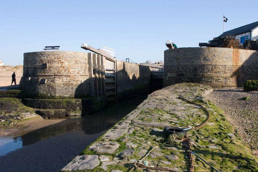 Bude Canal Enterance