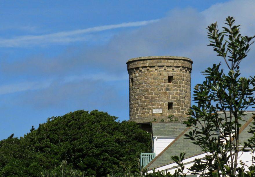 Buzza Tower, St Mary's