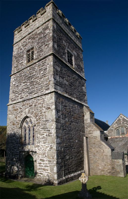Church of St Michael and All Angels - Caerhays