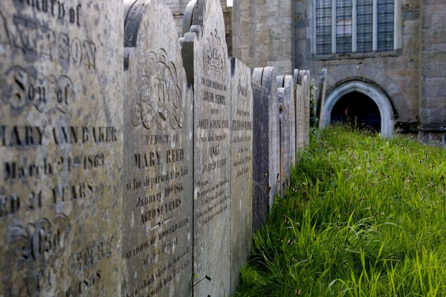 Callington Gravestones