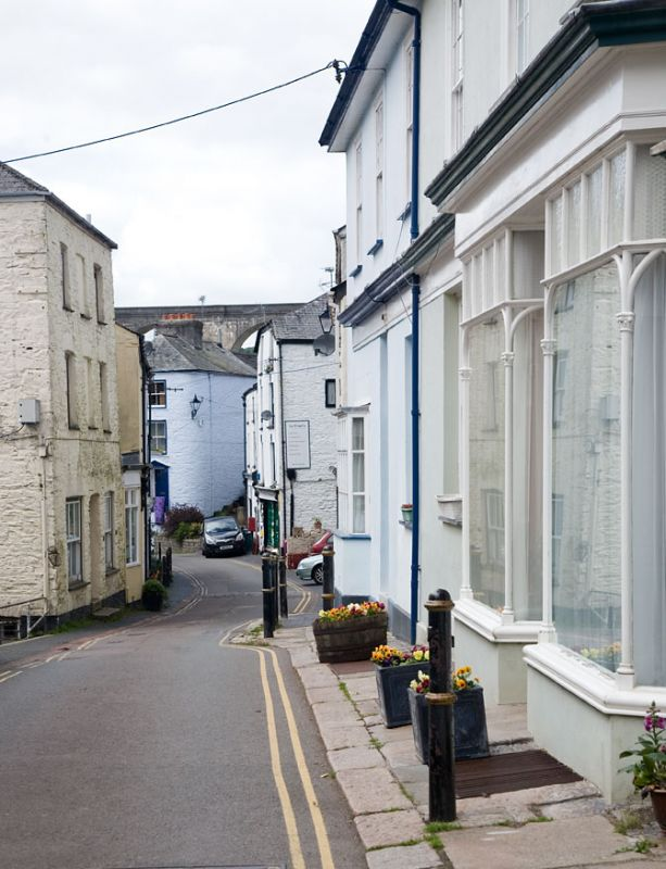Fore Street - Calstock