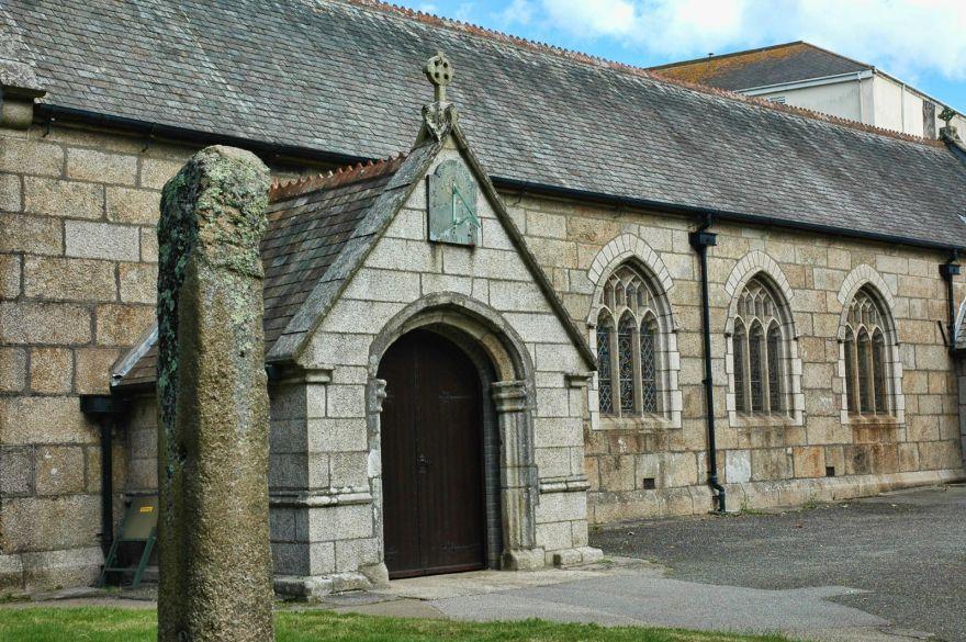 Camborne Church - St Martin and St Meriadoc