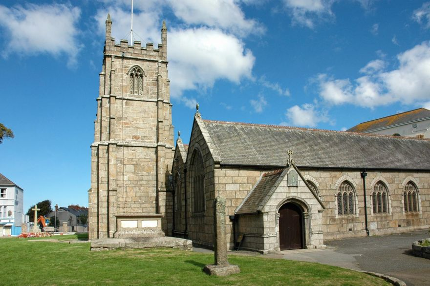 St Martin and St Meriadoc Church - Camborne