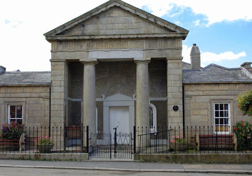 The Literary Institute - Camborne