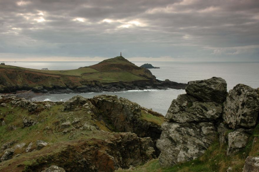 Cape Cornwall from Kenijack