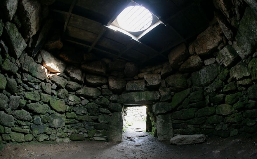 Carn Euny Chamber