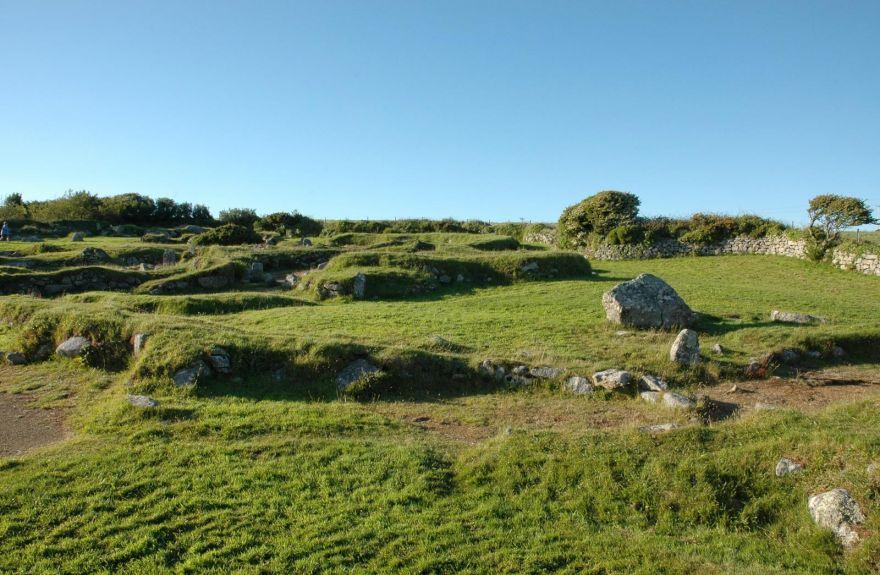 Carn Euny Prehistoric Village
