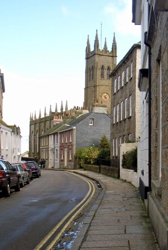 Chapel Street - Penzance