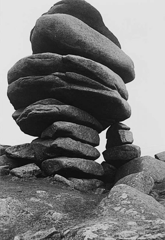 The Cheesewring - Bodmin Moor