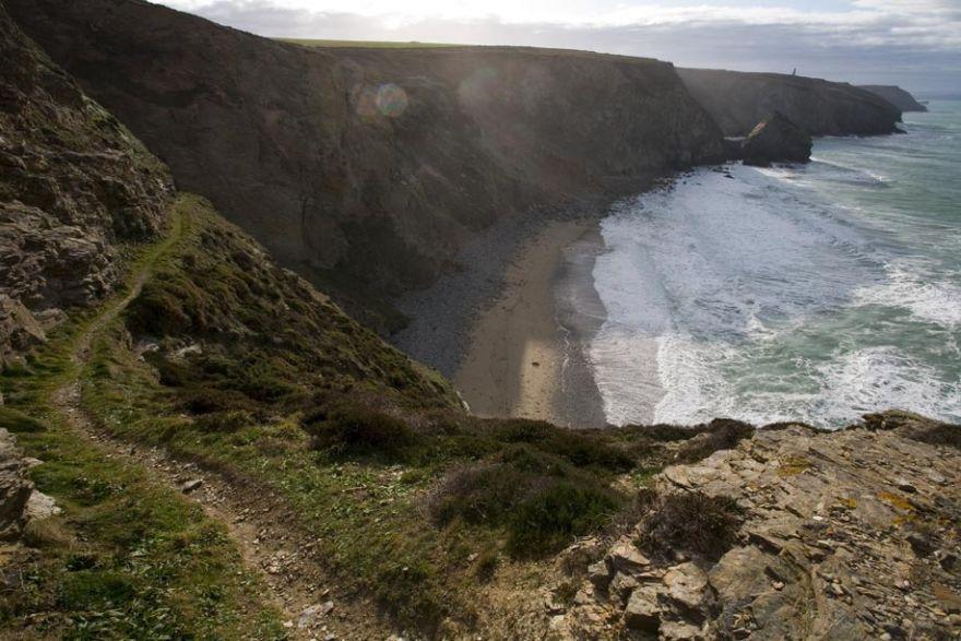 Cliff Path!
