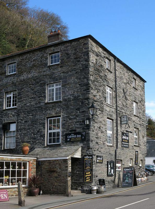 Cobweb Inn - Boscastle
