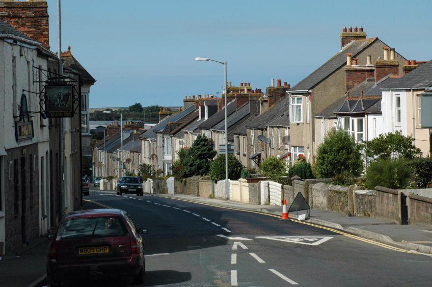 College Street - Camborne