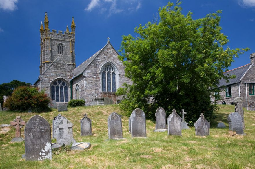 Constantine Churchyard