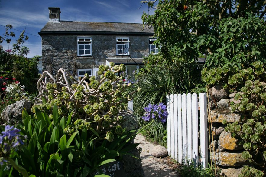 Covean Cafe - St Agnes, Scilly