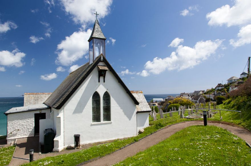 St Peter's Church - Coverack