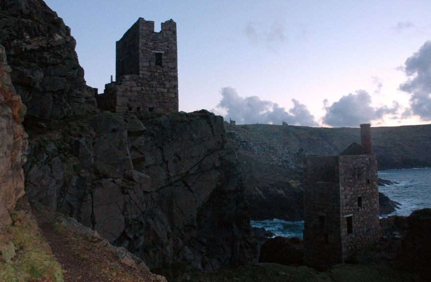 The Crowns Engine Houses