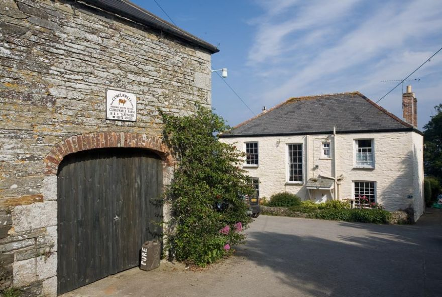 Curgurrell Farm - Roseland