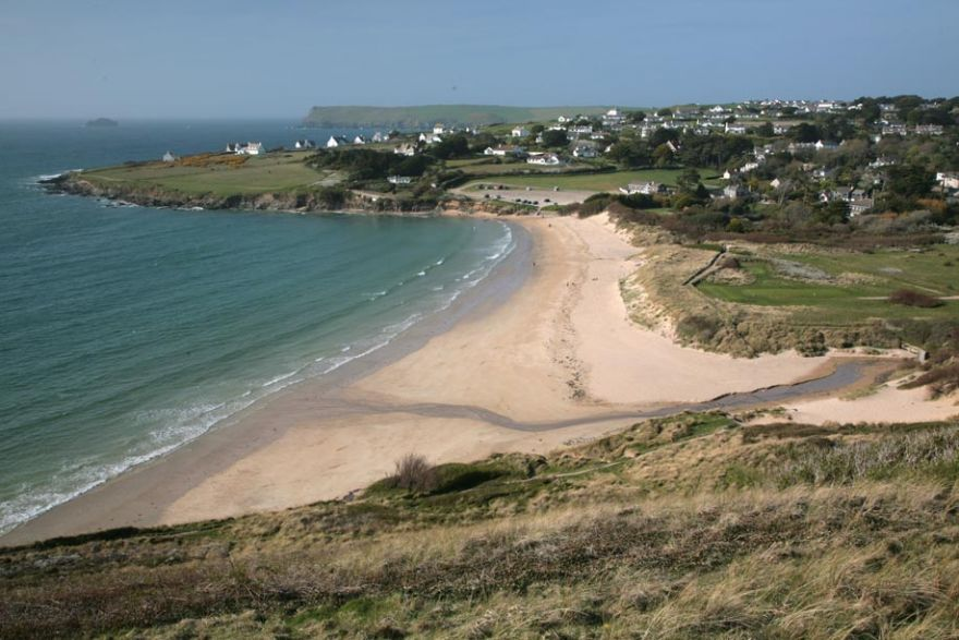 Daymer Bay Beach - North Cornwall