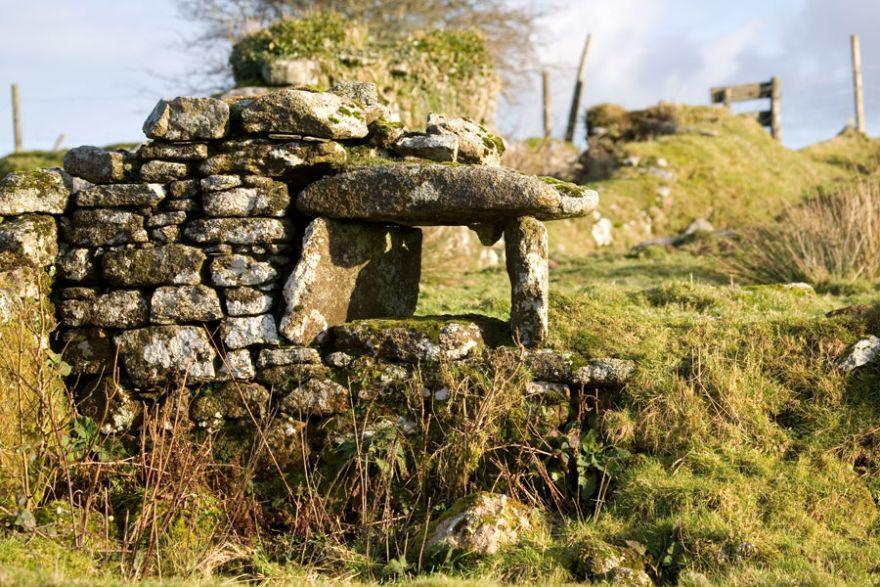 Medieval Farm Ruins - Bodmin Moor