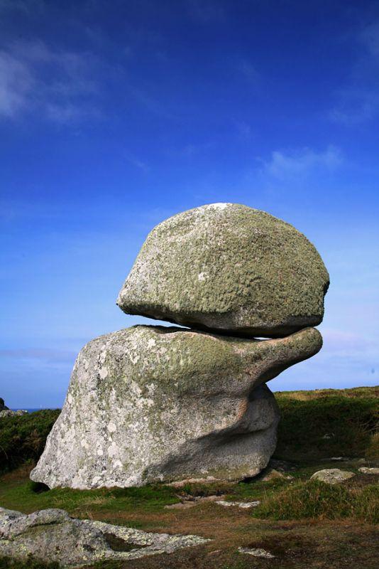 Logan Stone Photos Cornwall Guide