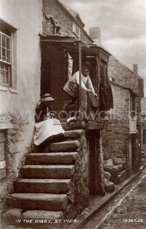 The Digey - St Ives - 1890s
