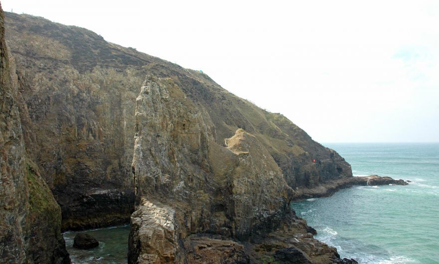 Droskyn Point - Perranporth