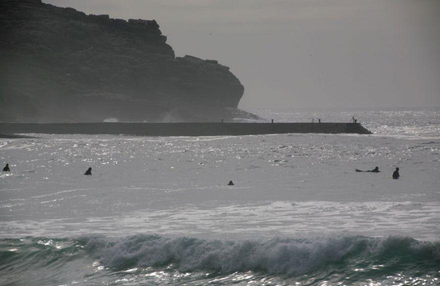 Sennen Evening Surf