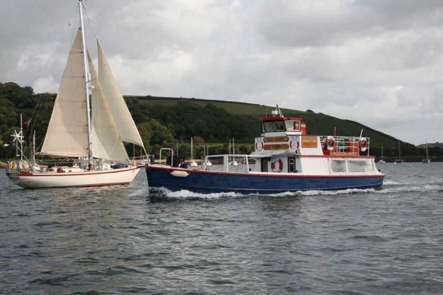 Lady Elizabeth - Fal River Cruise