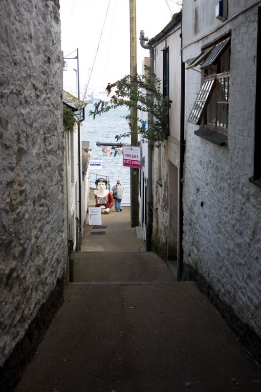 Falmouth Alley