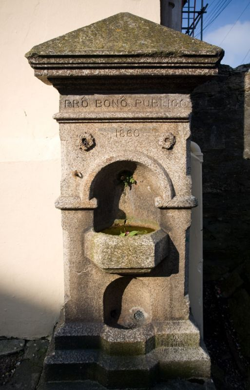 Drinking Fountain - Falmouth