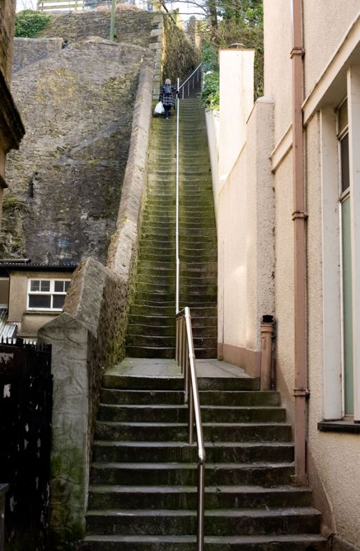 Jacob's Ladder - Falmouth