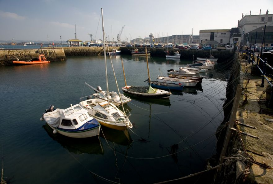 Falmouth - Old Harbour