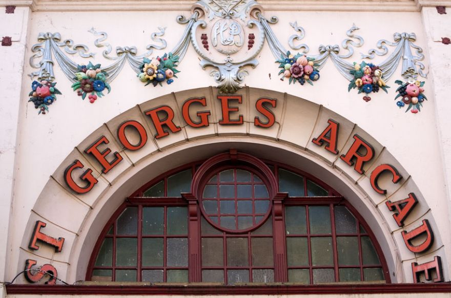 St George's Arcade - Falmouth