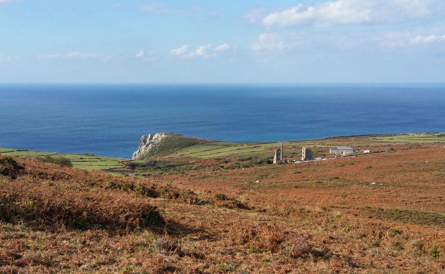 Autumn Colours - Far West Cornwall