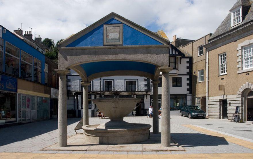 Falmouth Fountain