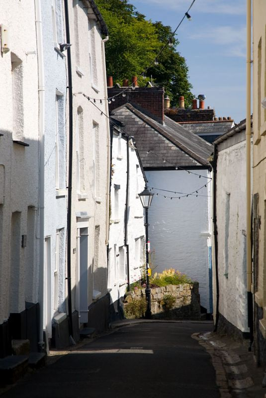 Fowey cottages