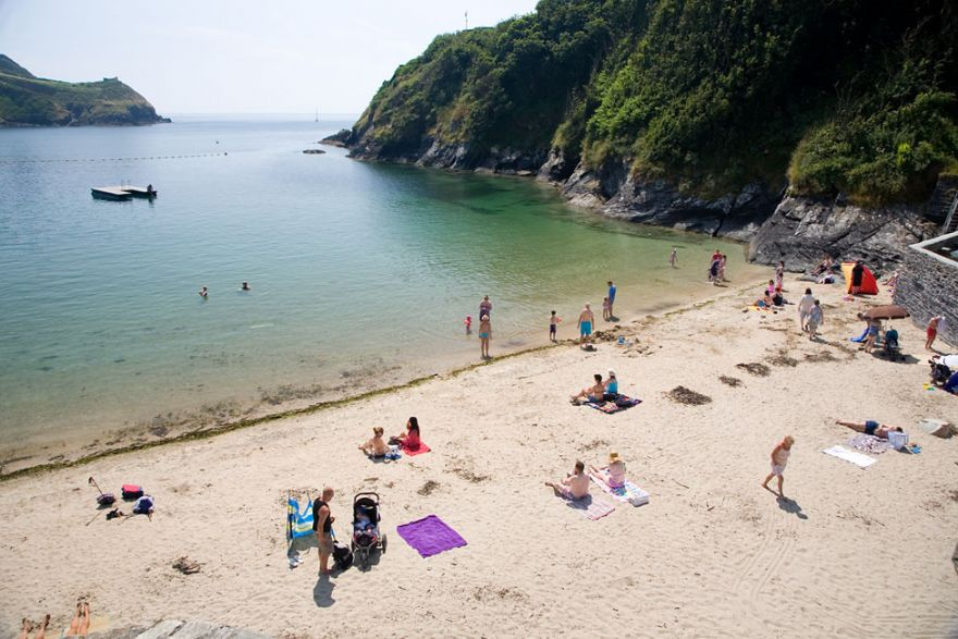 Readymoney Cove, early Summer