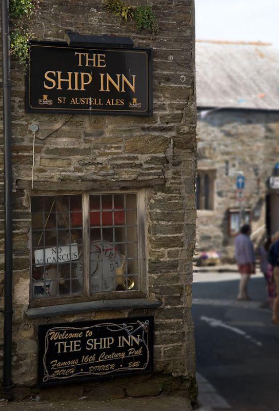 Ship Inn - Fowey