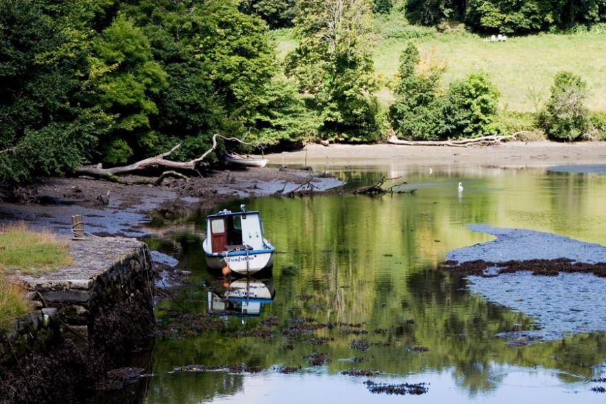 Creek on the Helford