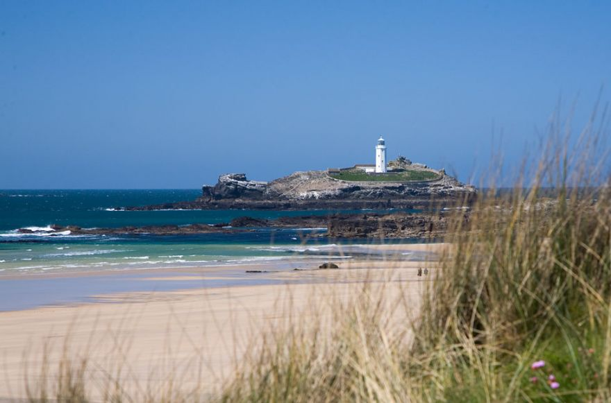 To the Lighthouse - Godrevy