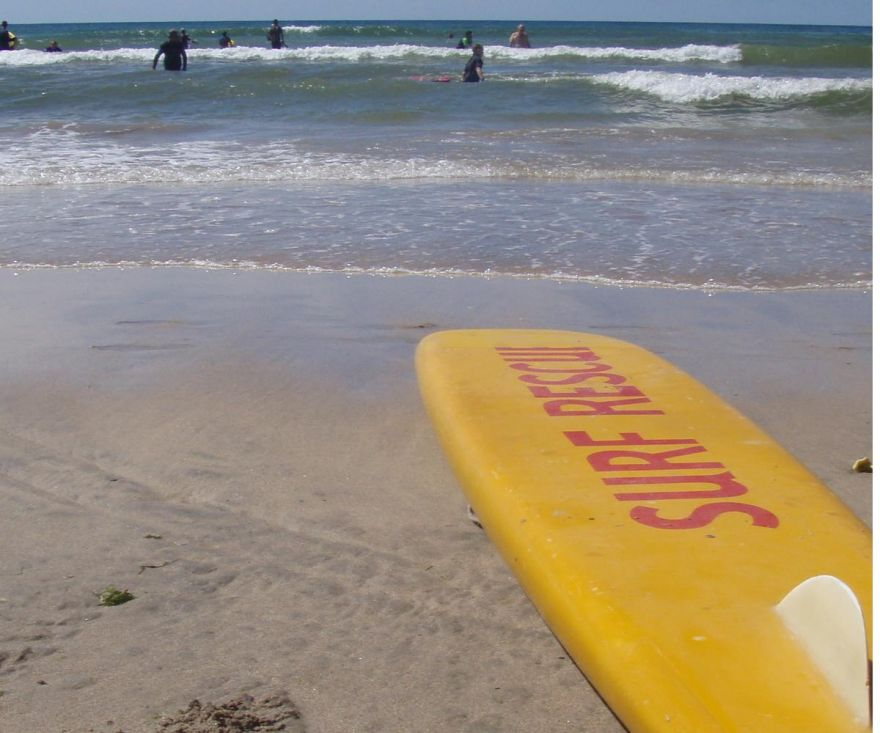 Godrevy Surf - Summer 2007
