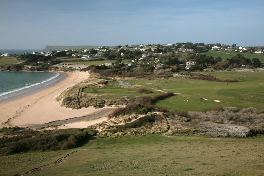 St Enodoc - Golf by the Sea