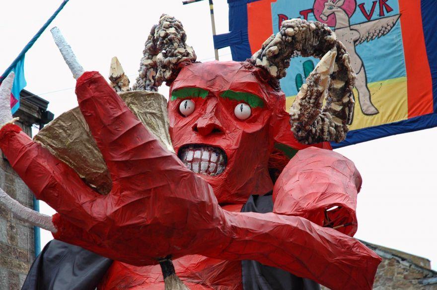 Golowan Devil