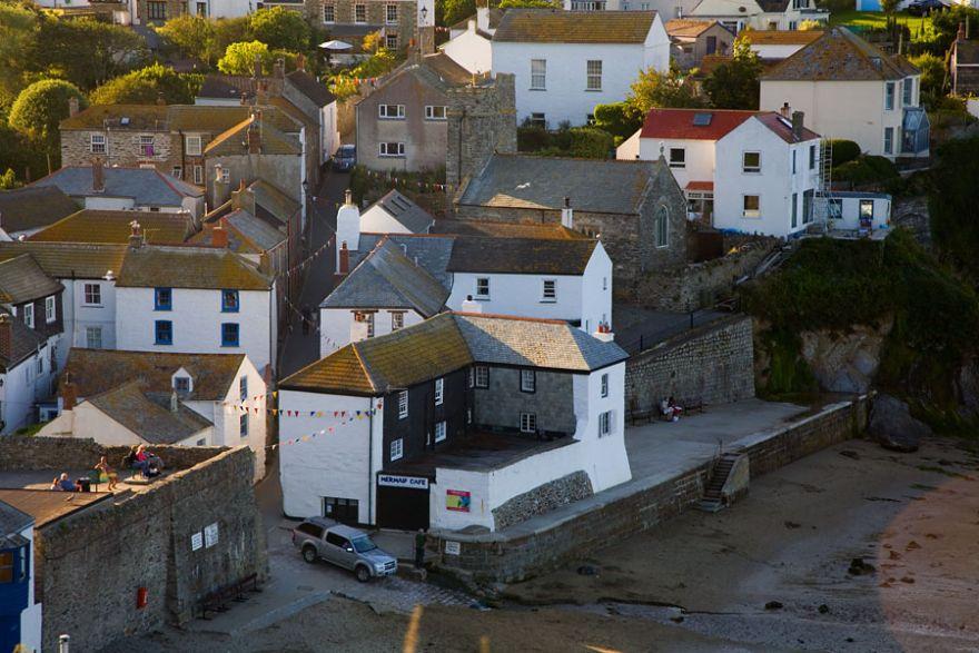 Gorran Haven village