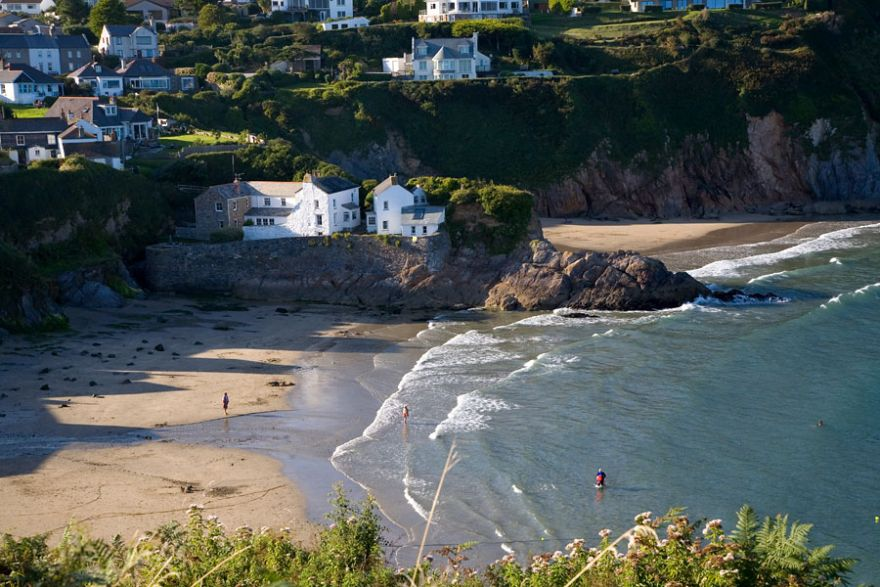 Gorran Haven And Little Perhaver Beaches Cornwall Guide