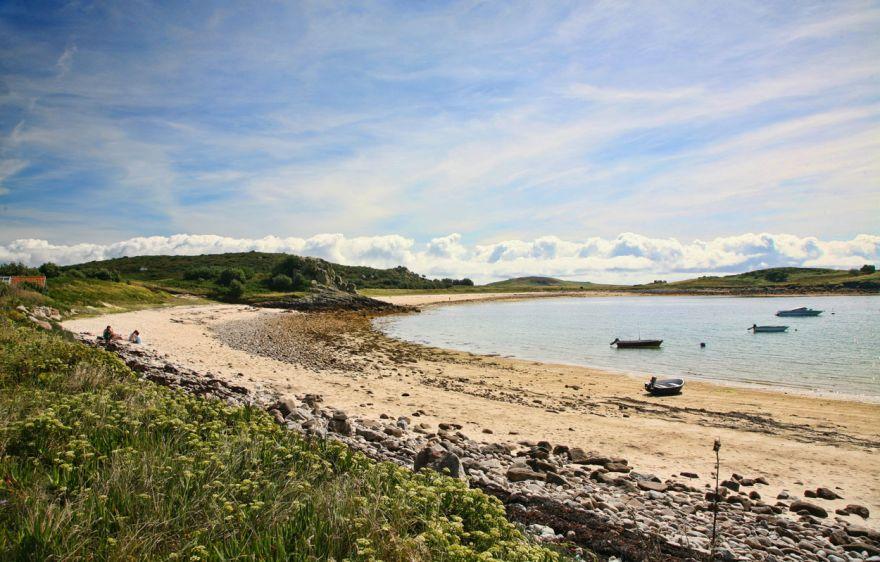 Great Par beach - Bryher