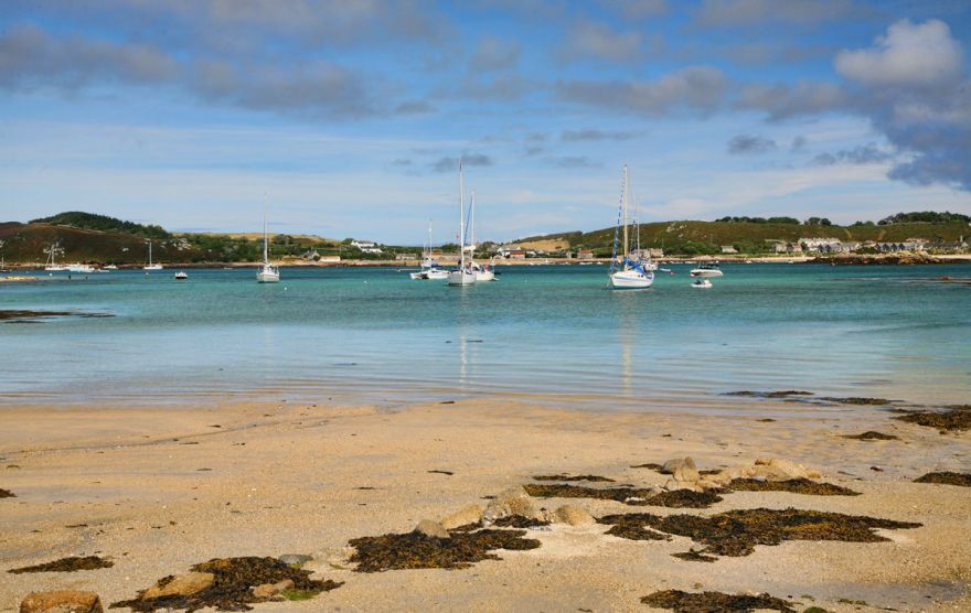 Green Bay beach - Scilly