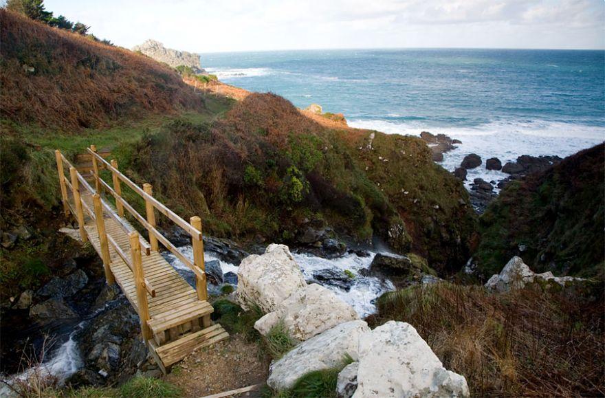 Coast Path - Gurnards Head