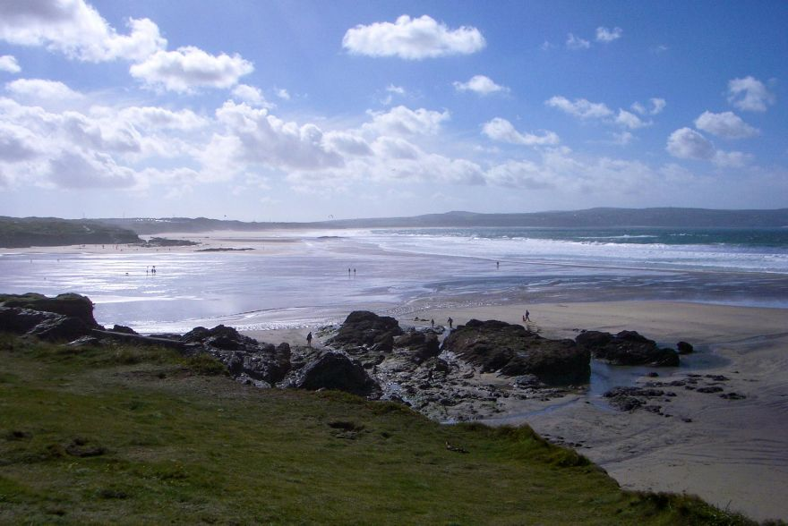 Gwithan Beach - Hayle