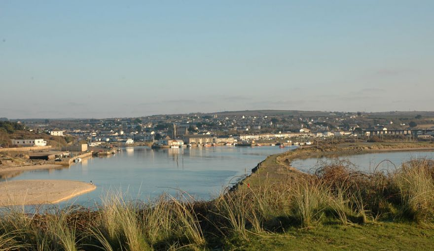 Hayle Harbour View